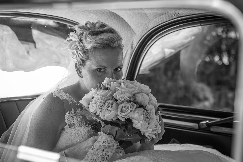 Photo mariage noir et blanc - Eric OLIVIER Photographe